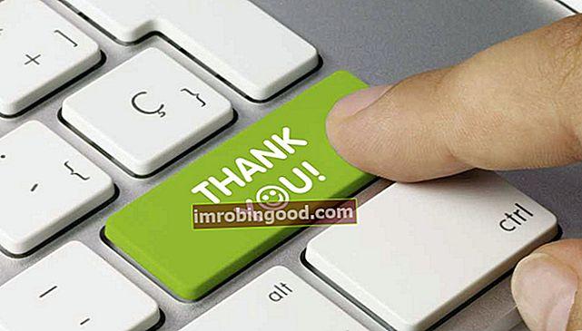 Proč poslat e-mail s poděkováním po rozhovoru?