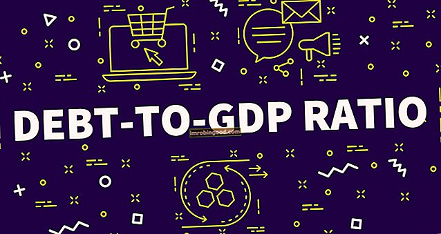 Какав је однос дуга према БДП-у?