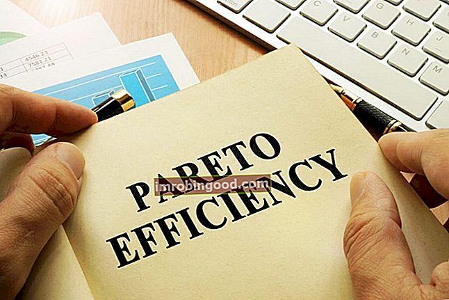 Mikä on Pareto-tehokkuus?