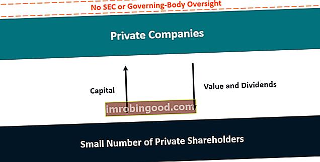 Co je soukromá společnost?