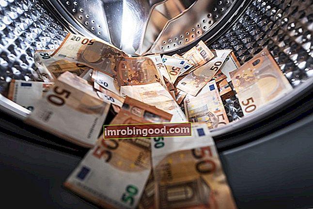 Co je praní peněz?
