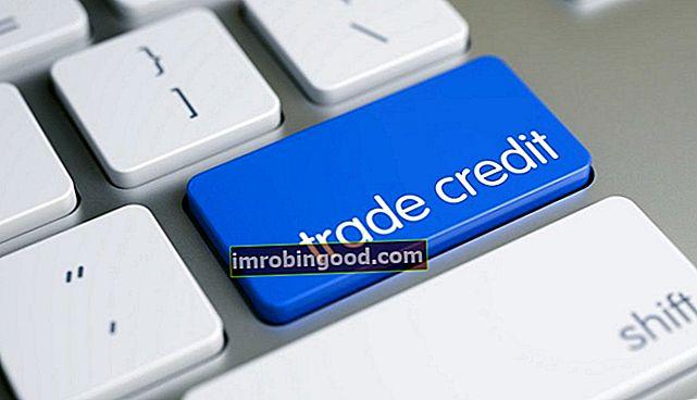 Co je obchodní úvěr?