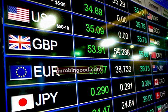 Mikä on valuutanvaihto?