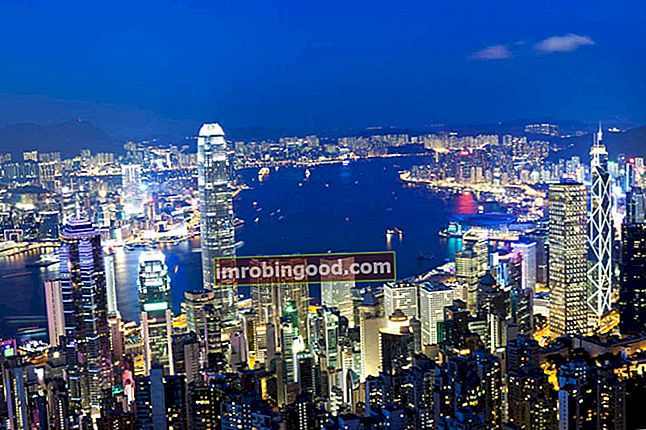 Účetní firmy v Hongkongu - přehled