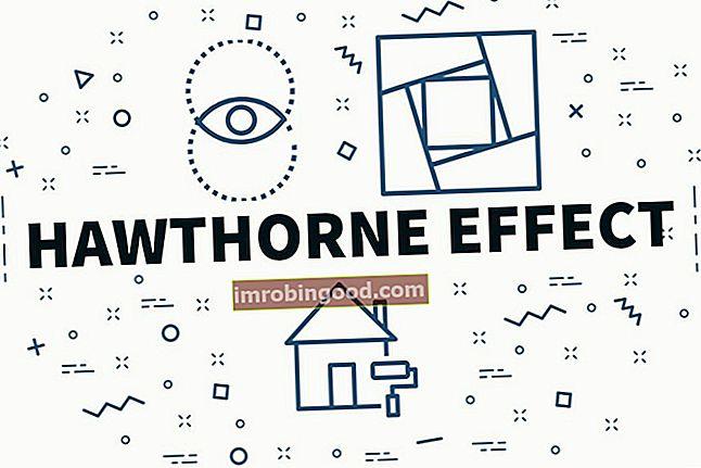 Co je to Hawthorneův efekt?