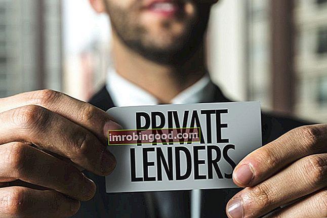 Шта је приватни зајам новца?