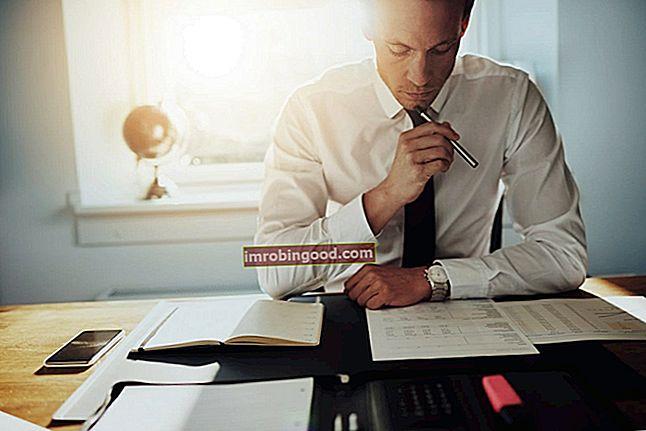 Co je účetní?