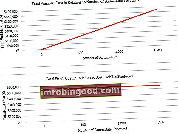 Úvod do fixních a variabilních nákladů