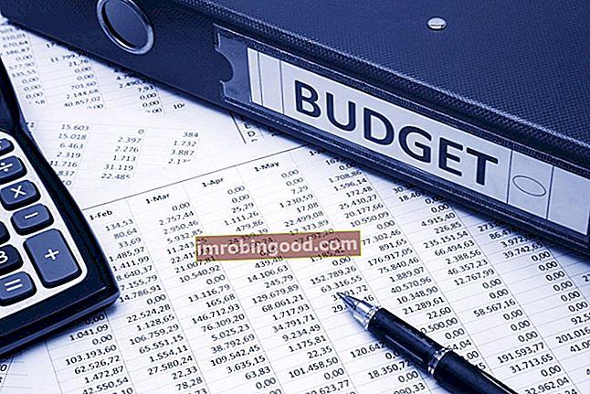 Mikä on budjetin varianssi?