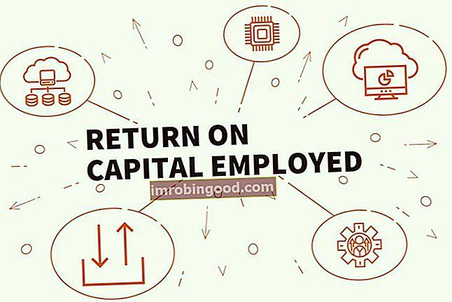 Co je návratnost použitého kapitálu?
