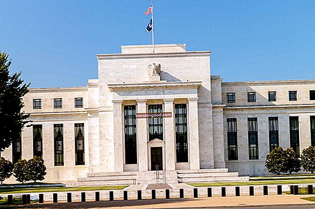 Co je centrální banka Federálního rezervního systému (Fed)?