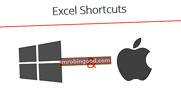 Seznam zástupců aplikace Excel