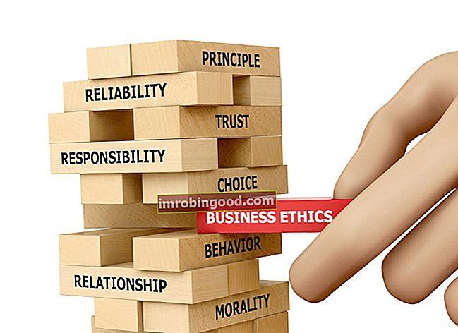 Co jsou etika podnikání?