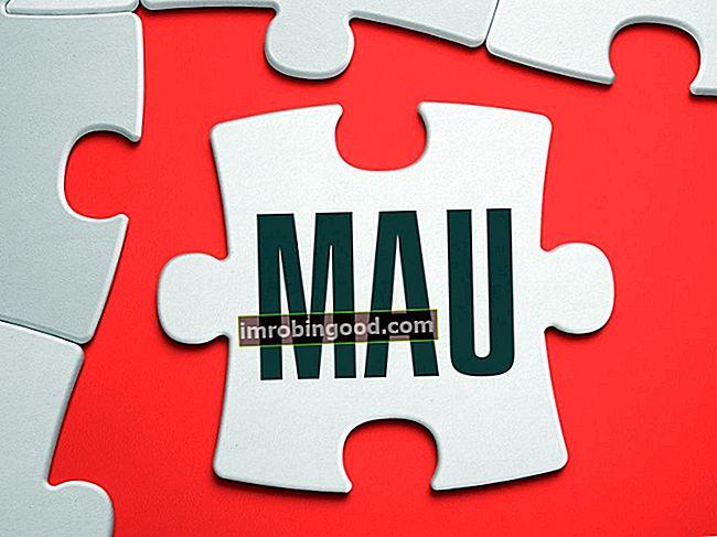 Co jsou to měsíční aktivní uživatelé (MAU)?