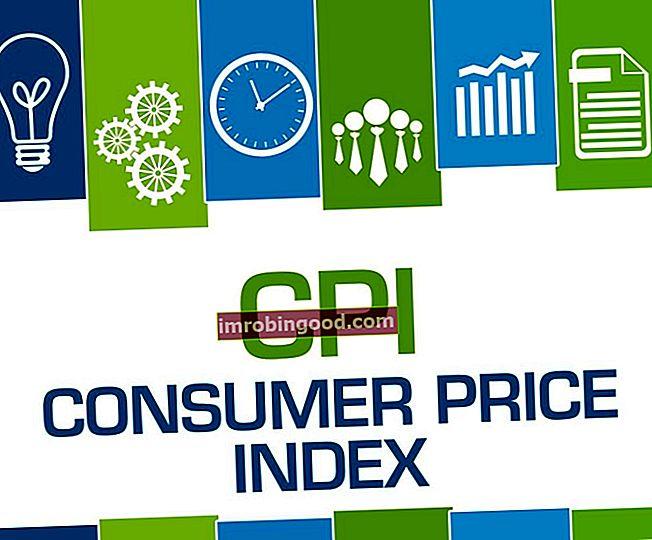 Co je index spotřebitelských cen (CPI)?