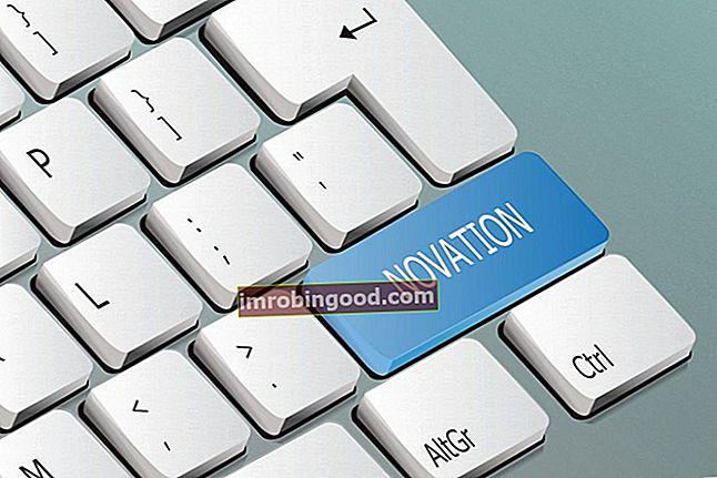 Mikä on Novation?