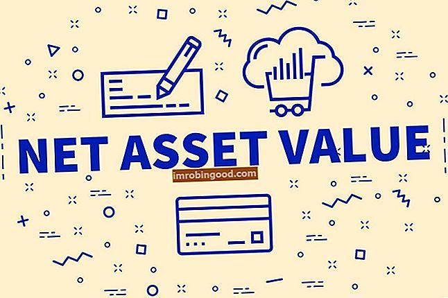 Co je čistá hodnota aktiv?