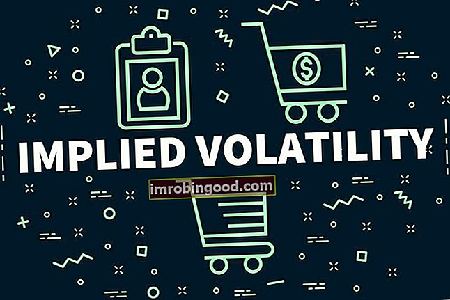 Co je implikovaná volatilita (IV)?