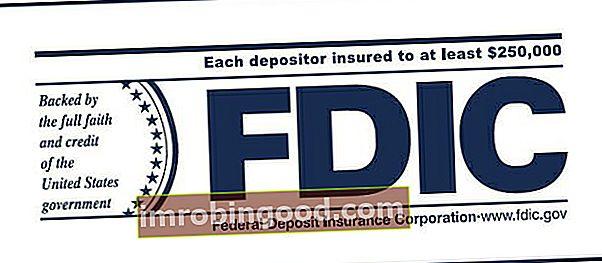 Föderaalne hoiuste kindlustuse korporatsioon (FDIC)