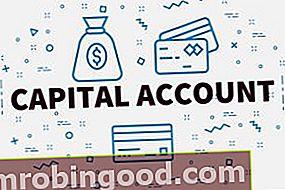Co je to kapitálový účet?