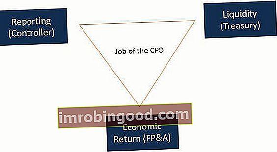 Jaká je hlavní práce finančního ředitele?