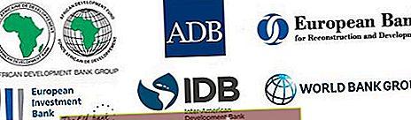 Co je Multilaterální rozvojová banka (MDB)?