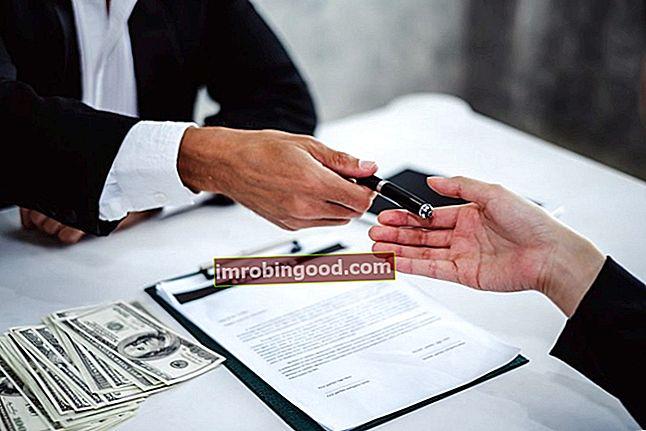 Co je smlouva o komerčním půjčce?