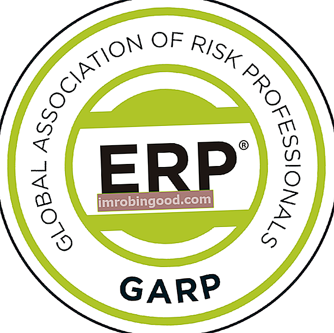 Co je Energy Risk Professional (ERP®)?