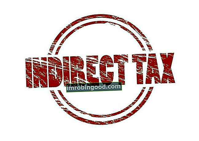 Mitä välilliset verot ovat?