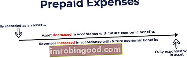 Co jsou předplacené výdaje?