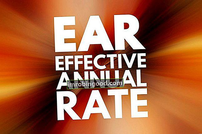 Jaká je efektivní roční úroková sazba?