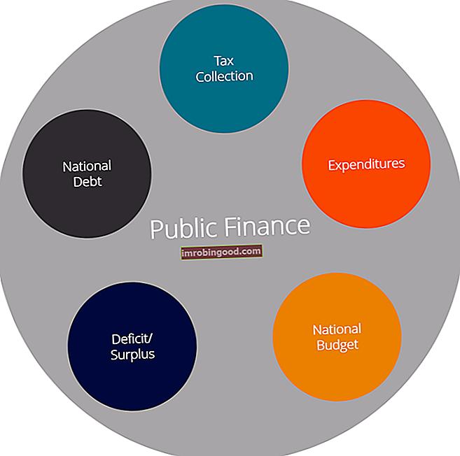 Mikä on julkinen talous?