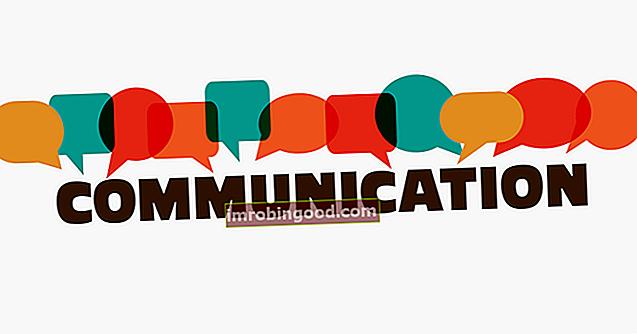 Co je komunikace?