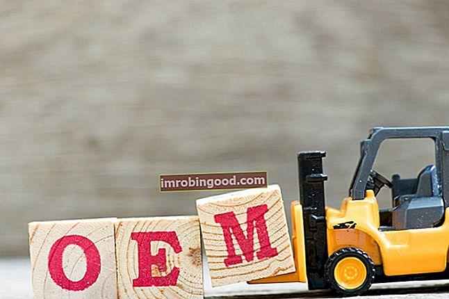 Co je výrobce originálního vybavení (OEM)?