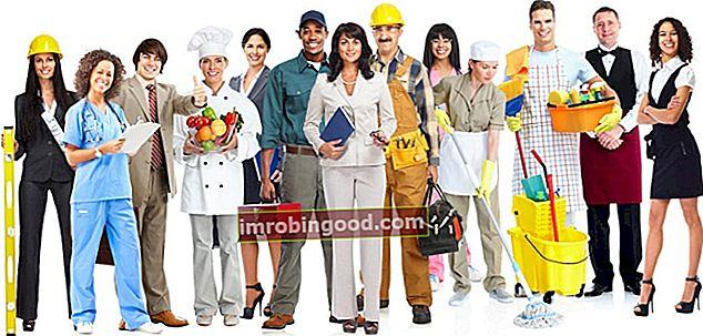 Co je trh práce?