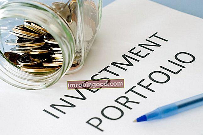 Co je investiční portfolio?