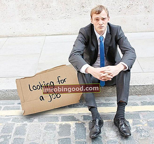 Co je to nezaměstnanost?