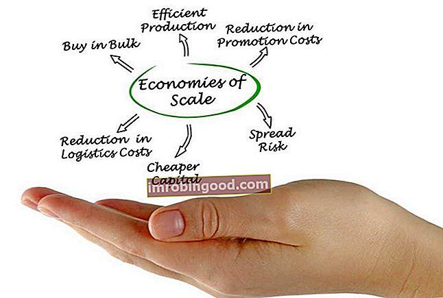 Co jsou úspory z rozsahu?